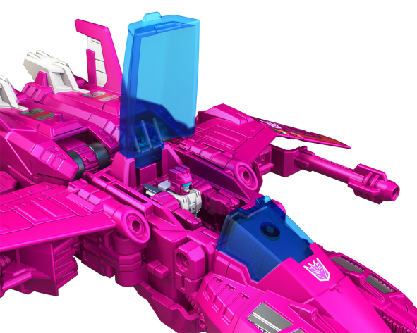 Transformers Titans Return Misfire Hasbro