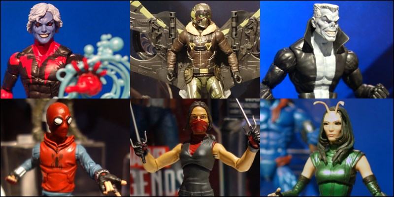 Toy Fair 2017 Best of Marvel Legends