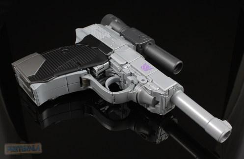 Takara Transformers MP-36 Megatron Review
