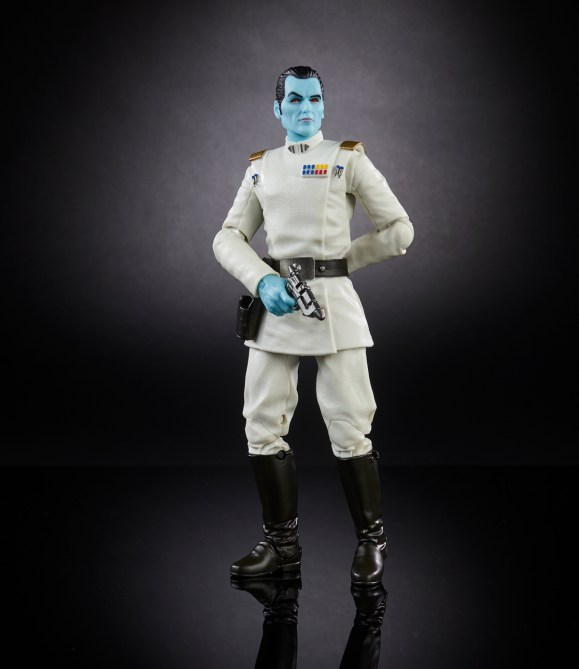 STAR WARS THE BLACK SERIES 6-INCH GRAND ADMIRAL THRAWN