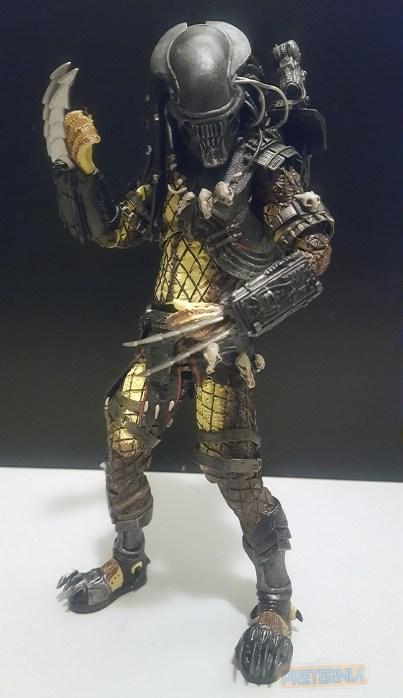 NECA Predator Series 17 Serpent Hunter Review