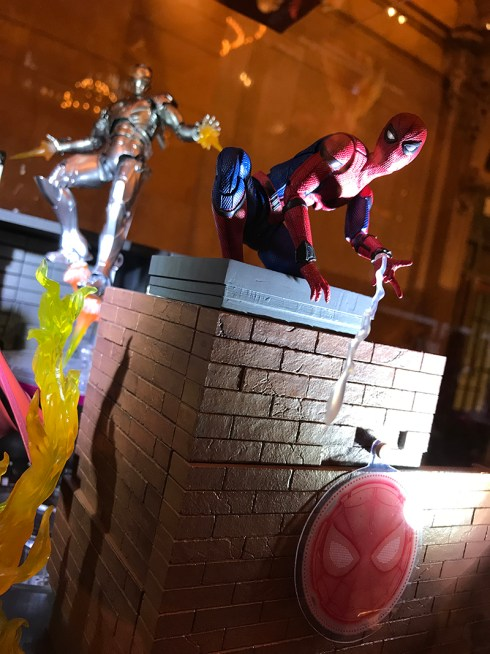 Tamashii Nations World Tour NYC Marvel Figuarts