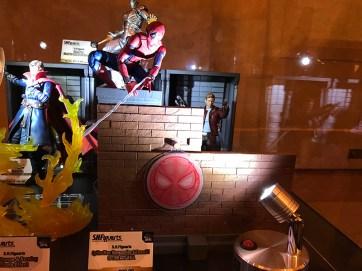 Tamashii Nations World Tour NYC Marvel Figuarts