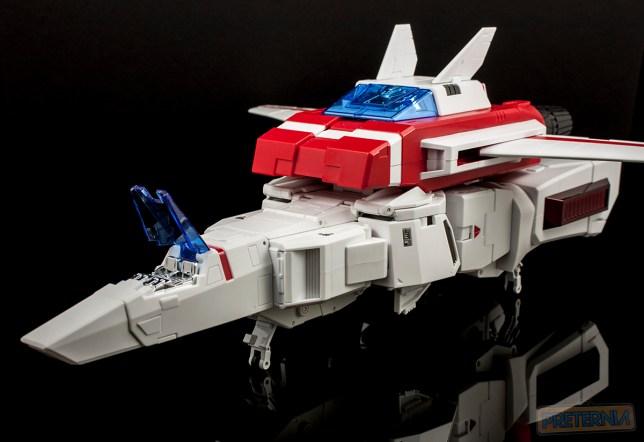 Fans Toys FT-10 Phoenix (Masterpiece Skyfire) Review