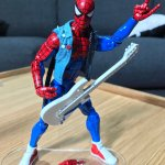 SDCC 2017 Marvel Legends Spider-Punk