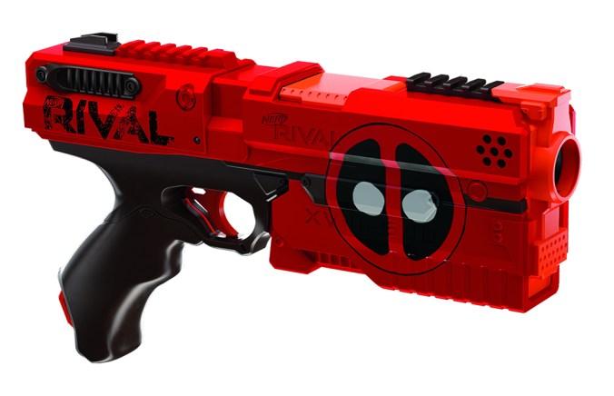 Deadpool Nerf Rival Blaster (2)