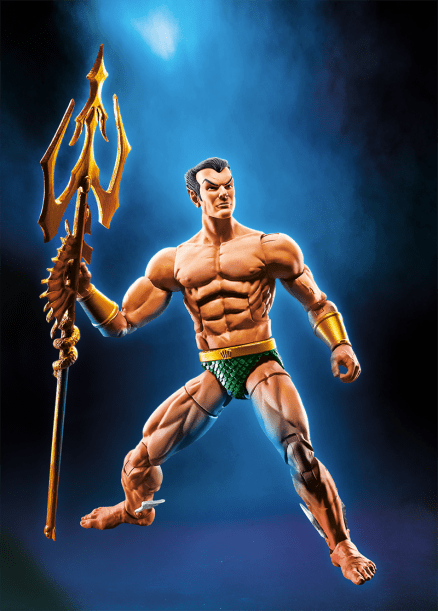 Marvel Black Panther Legends Series 6-inch Sub Mariner