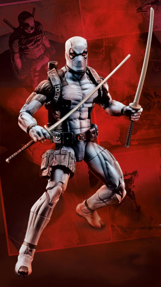 Marvel Legends 6-Inch Uncanny X-Force Deadpool Figure