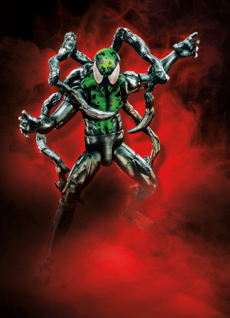 Marvel Spider-Man Legends Series 6-inch Lasher