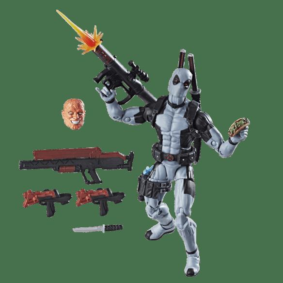 Marvel Legends 6-Inch Uncanny X-Force Deadpool Figure - oop