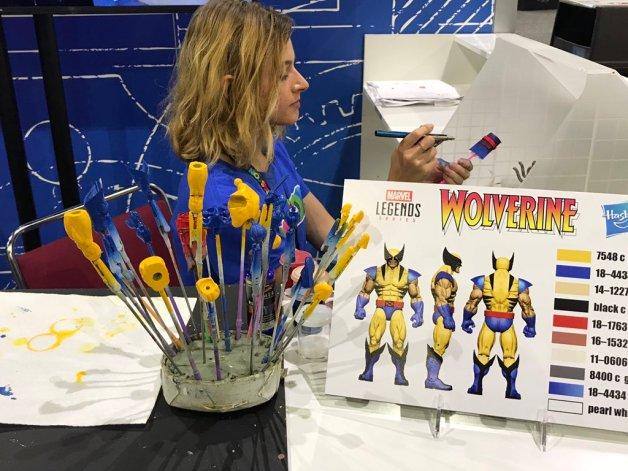HASCON Hasbro Marvel Legends Tiger Stripe Wolverine