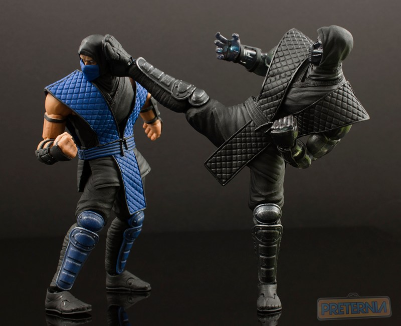 Storm Collectibles Mortal Kombat Noob Saibot SDCC 2017 Review