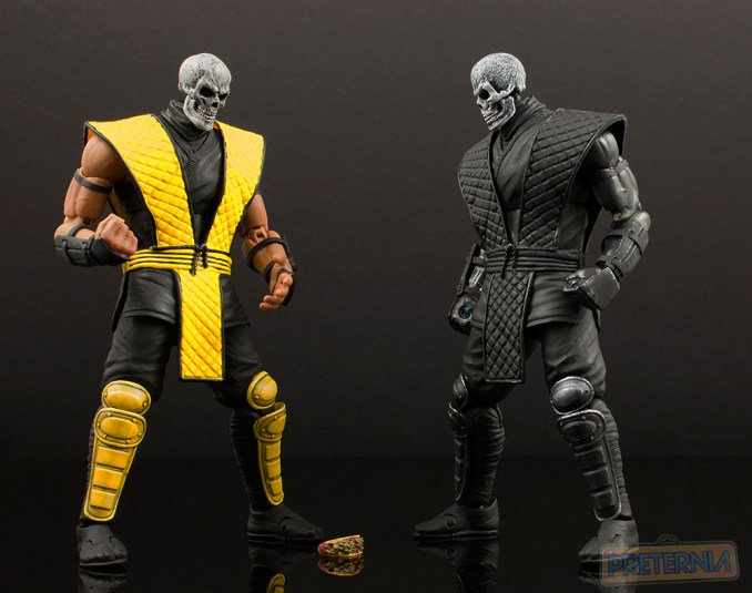 Storm Collectibles Mortal Kombat Noob Saibot SDCC 2017 Review