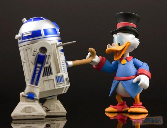 Funko Disney Afternoon Ducktales Scrooge McDuck Review