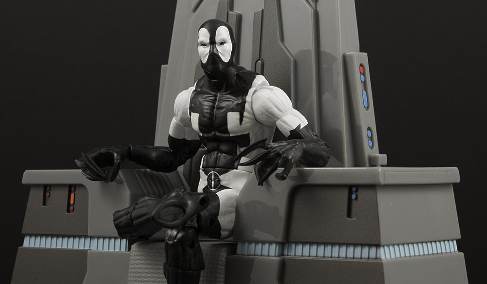 Hasbro Marvel Legends GameStop Back in Black Deadpool Review