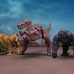 Takara: Transformers Masterpiece MP-41 Dinobot Official Pictures