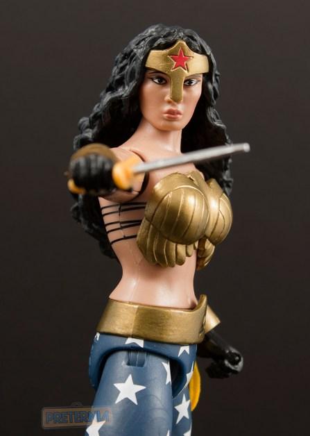 Mattel DC Multiverse Dr. Psycho, Teen Titans Wonder Girl, and DKR Wonder Woman Review