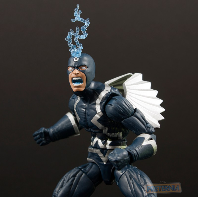 Marvel Legends Black Panther Okoye Series Black Bolt Review