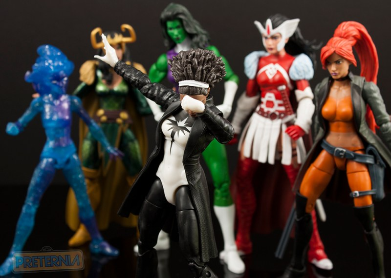 Top 10 Hasbro Marvel Legends of 2017 A-Force