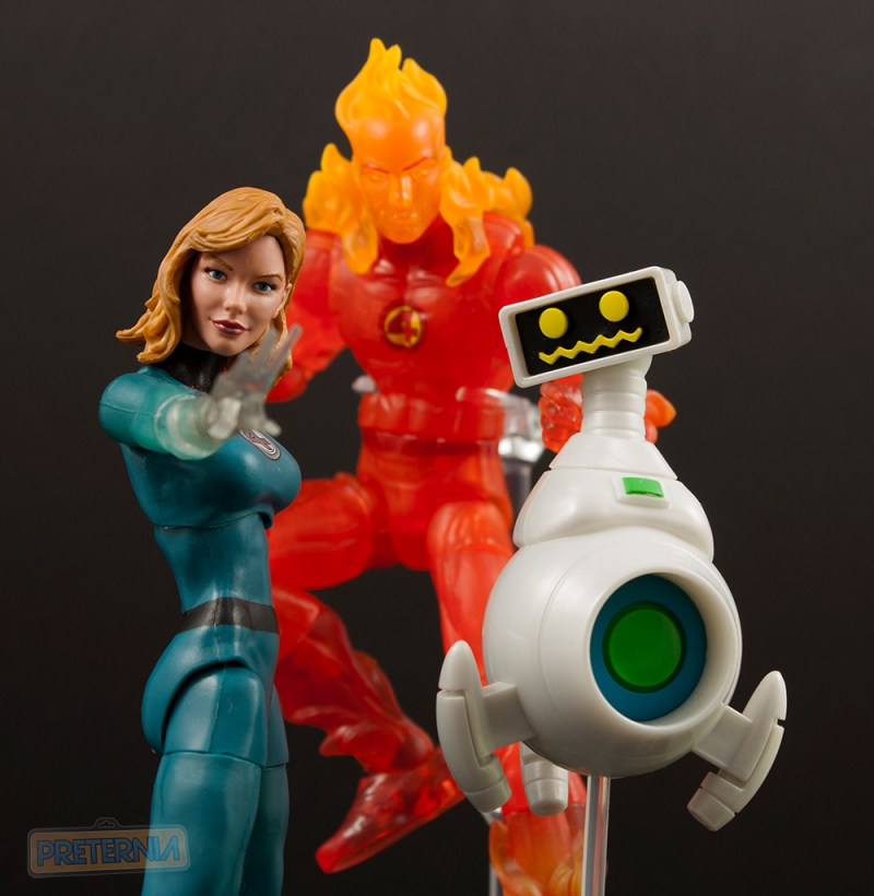 Top 10 Hasbro Marvel Legends of 2017 Fantastic Four