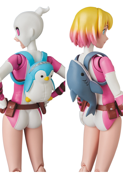 Medicom: MAFEX Marvel No.071 Gwenpool Official Pictures and Preorder