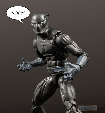 Marvel Legends Exclusive All New, All Different Black Panther Review
