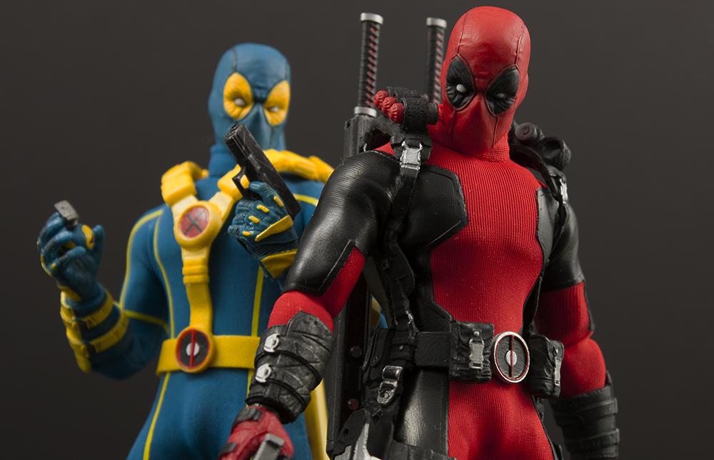 Mezco One:12 Deadpool Review