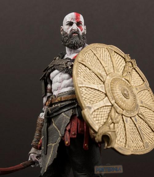 NECA God of War (2018) 7-Inch Kratos Review