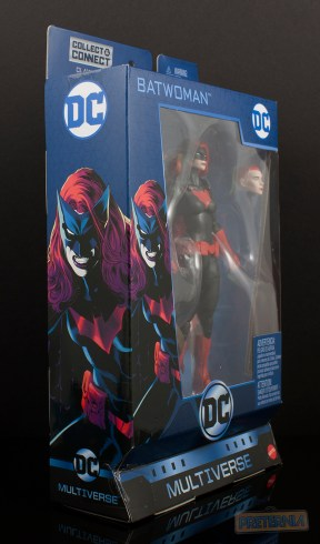 Mattel DC Multiverse Clayface Series Batwoman and Jessica Cruz Review