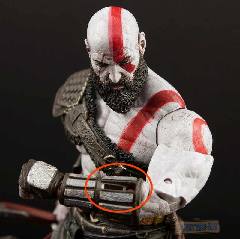 NECA God of War (2018) 7-Inch Kratos Review