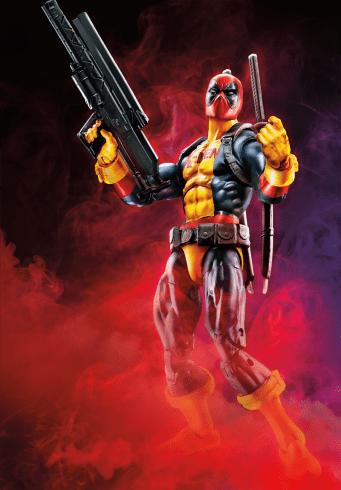 MARVEL DEADPOOL LEGENDS SERIES 6-INCH Figure Assortment (Deadpool X-Men) - Wave 2