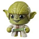 STAR WARS MIGHTY MUGGS Figure Assortment - Yoda (3)