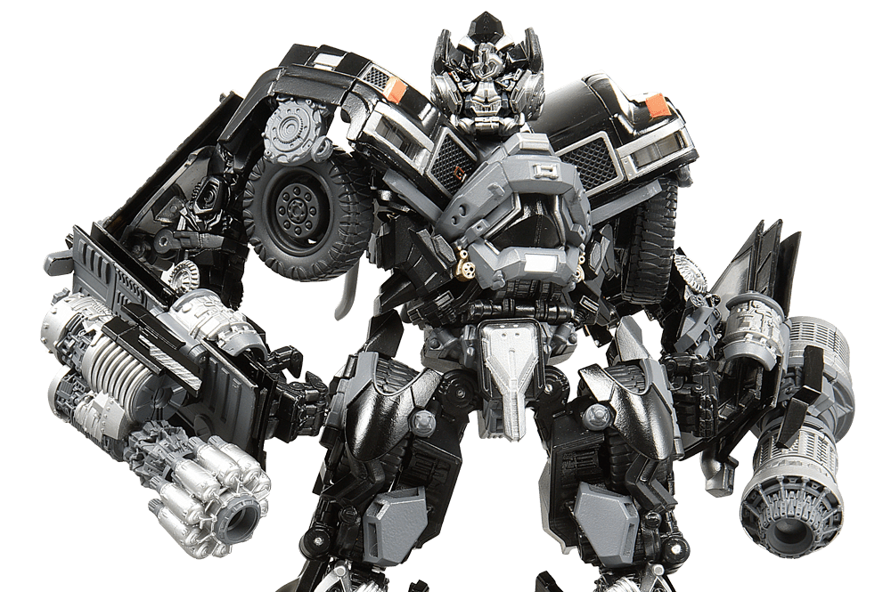 Hasbro: Transformers Masterpiece Movie Series MPM-06 Ironhide Revealed