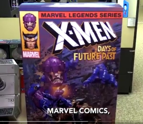 Hasbro Marvel Legends X-Men Days of Future Past Box Set