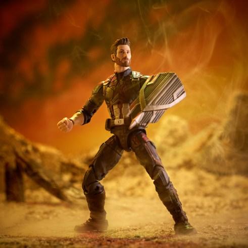 MARVEL AVENGERS INFINITY WAR LEGENDS SERIES 6-INCH Figure Assortment (Captain America) - oop