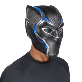 MARVEL LEGENDS SERIES BLACK PANTHER HELMET (3)