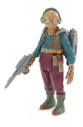 STAR WARS 3.75-INCH FIGURE Assortment (Maz Kanata)