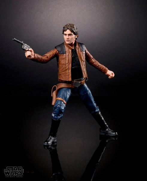 STAR WARS THE BLACK SERIES 6-INCH Figure Assortment (Han Solo)