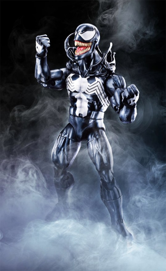 Venom Hasbro: Venom Marvel Legends Wave and Other Action Figures Revealed