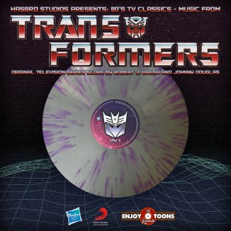 Hasbro: Transformers Original Television Series Score on Collector's Edition Vinyl on March 9