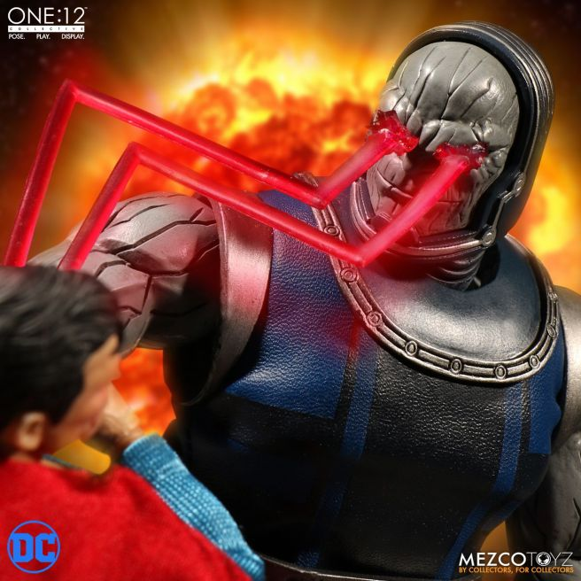 Mezco: One:12 DC Darkseid Available for Preorder