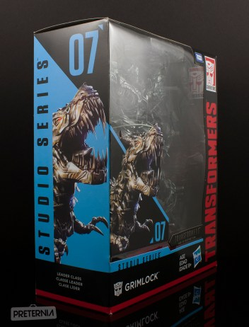 Hasbro Transformers Studio Series # 07 Grimlock Review