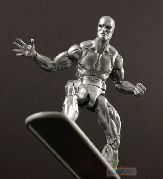 Hasbro Marvel Legends Walgreens Exclusive Silver Surfer Review