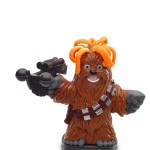 PLAY-DOH CHEWBACCA Set - oop3