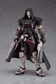 Good Smile Company: Figma Overwatch Reaper Revealed