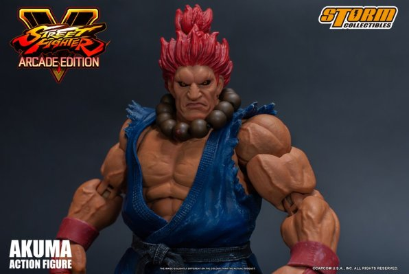 Storm Collectibles: Street Fighter V Akuma Nostalgia Costume Revealed
