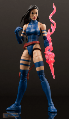 Psylocke - Marvel Legends Apocalypse Build-A-Figure Series Hasbro