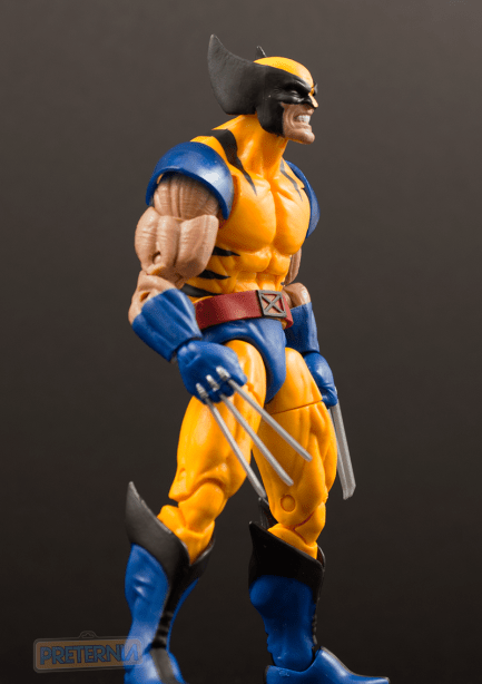 Wolverine - Marvel Legends Apocalypse Build-A-Figure Series Hasbro
