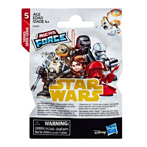 STAR WARS MICRO FORCE Blind Bags Series 5 - Enfys Nest (in pkg)
