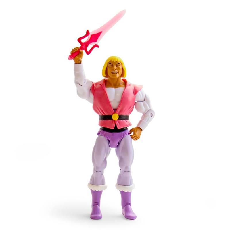 SDCC 2018: Super7 MOTUC Laughing Prince Adam Exclusive Revealed